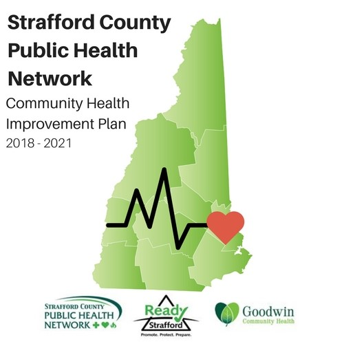 Strafford County Public Health Network CHIP Logo