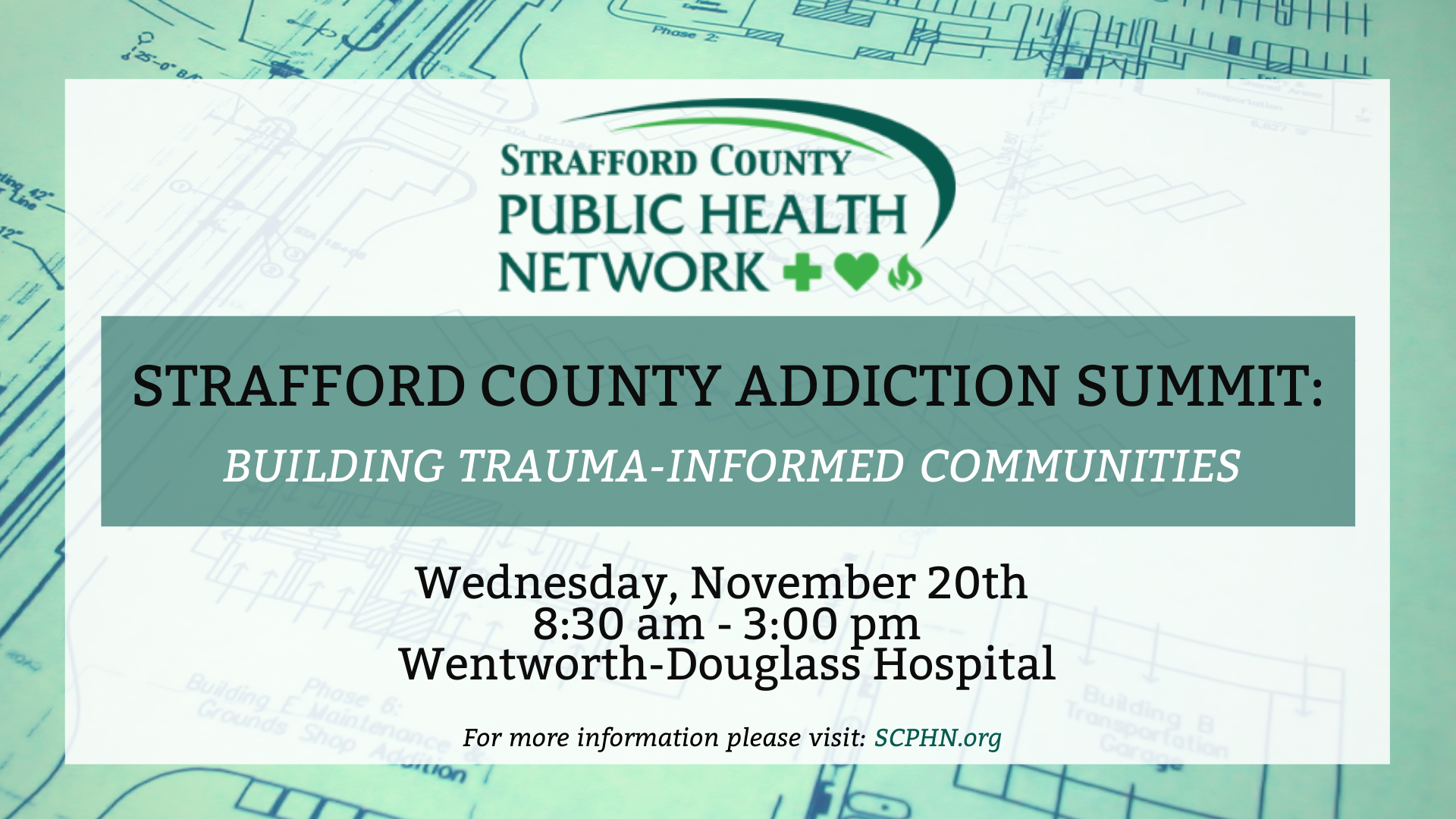 Strafford County Addiction Summit to focus on trauma-informed communities