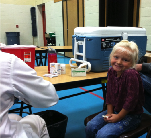 school based influenza vaccination